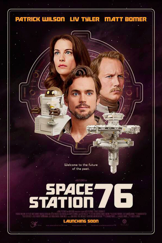Space Station 76 Poster