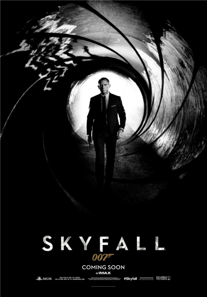 Skyfall Teaser Poster skip crop