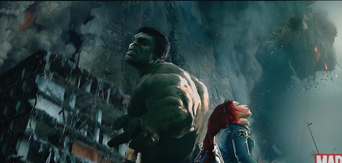 Avengers: Age of Ultron  Concept Art