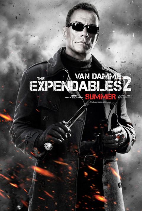 Jean Claude Van Damme, EXP2