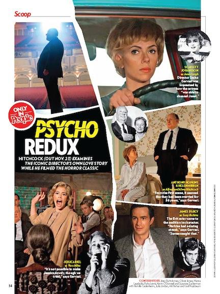 Hitchcock People magazine