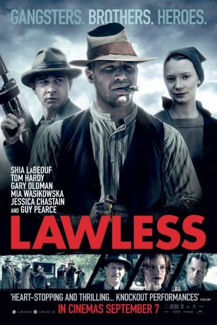 laweless, uk poster