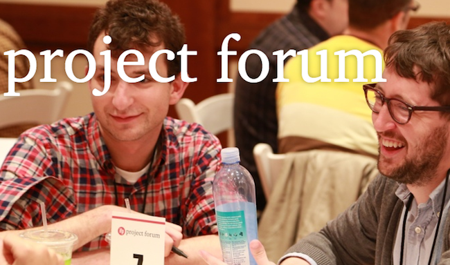 Project Forum