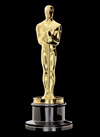 Oscar Statuette small photo version
