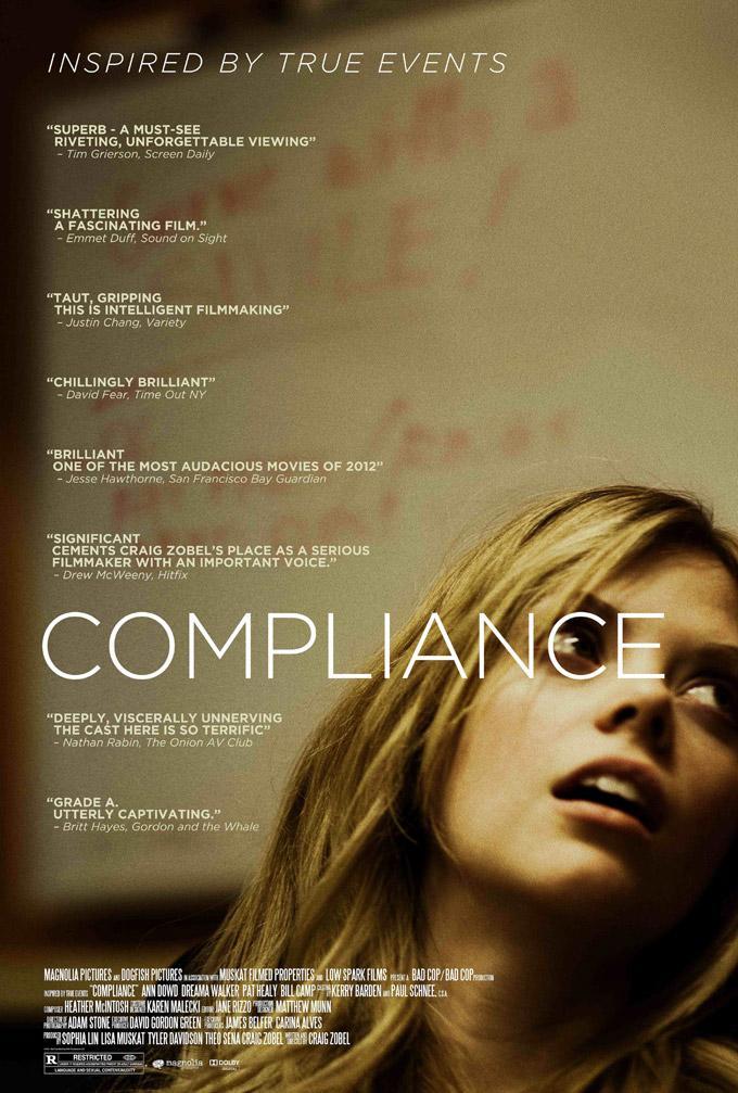 Compliance, poster (skip crop)
