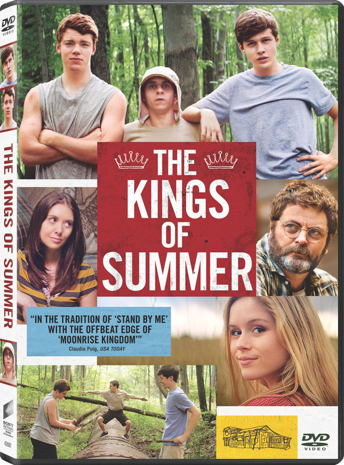 Kings Of Summer DVD