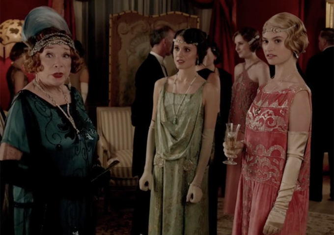 Downton Costumes 7
