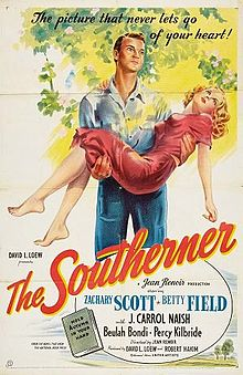The Southerner movie poster