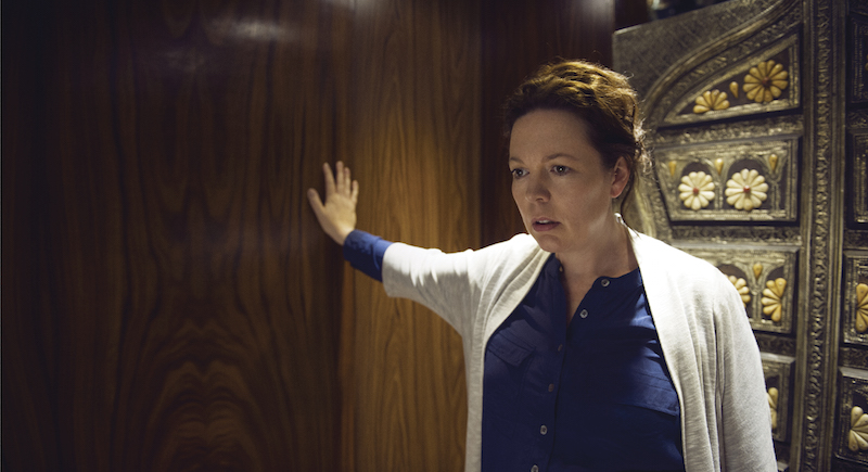 "Olivia Colman in ""The Night Manager"""