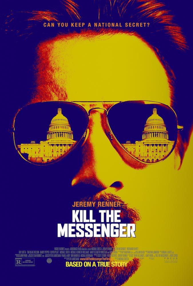 'Kill the Messenger' Poster