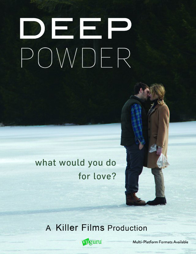 Deep Powder Poster