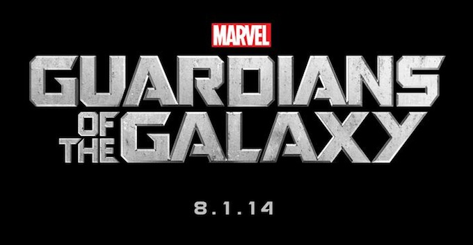 Guardians of the Galaxy, logo