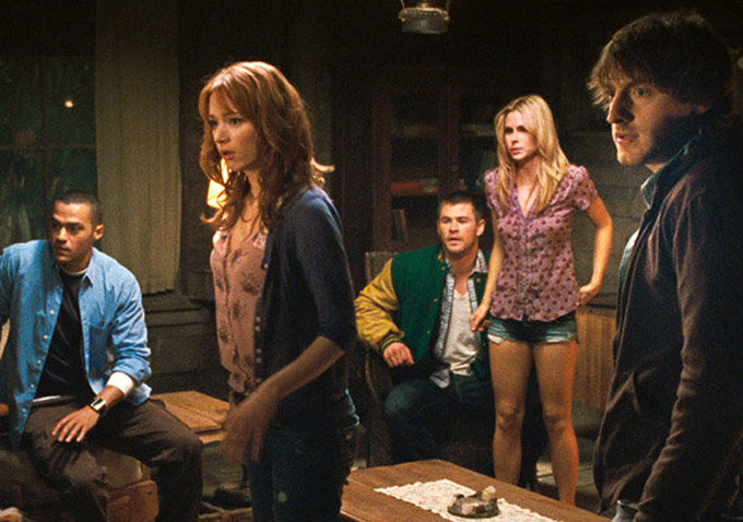 the cabin in the woods cast 3