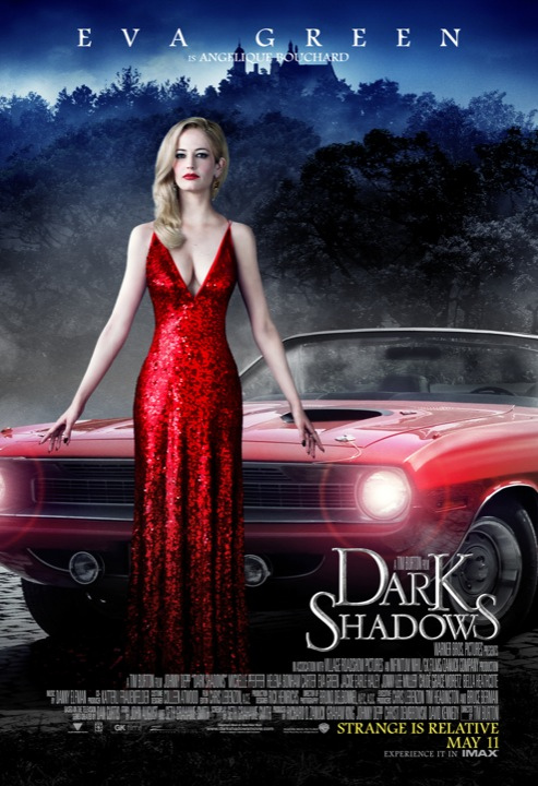 Dark Shadows Poster Eva Green