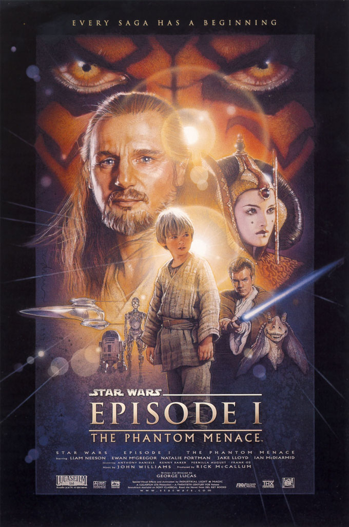 SW Episode 1 Poster