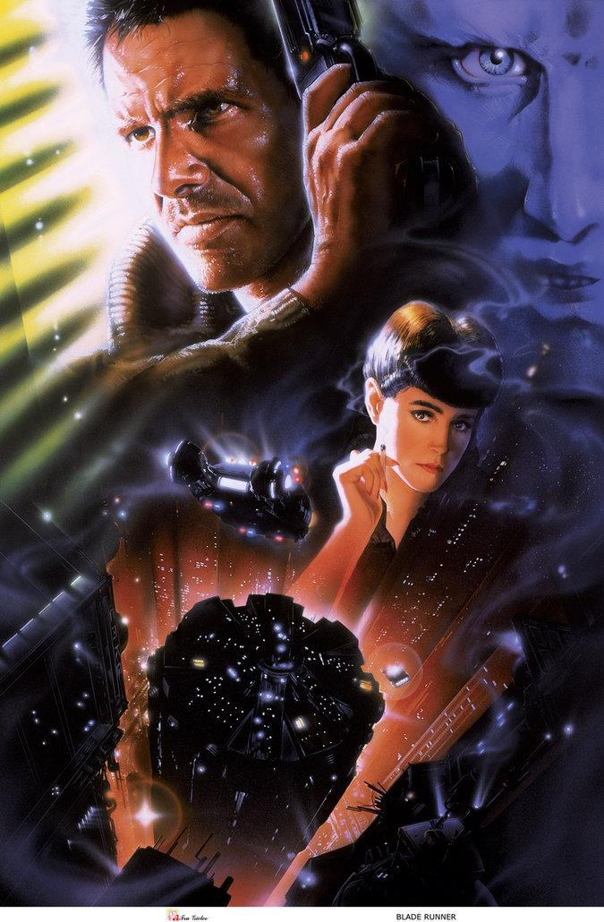 """""""Blade Runner"""" Poster"""