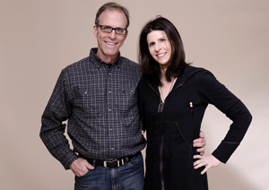 Producer Amy Ziering and Director Kirby Dick