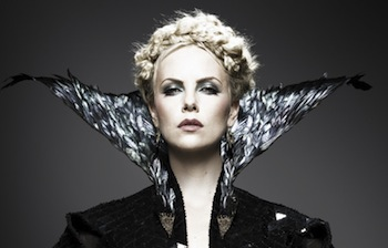 Charlize Theron in 'Snow White and the Seven Huntsman'
