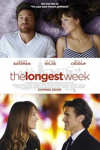 The Longest Week, poster