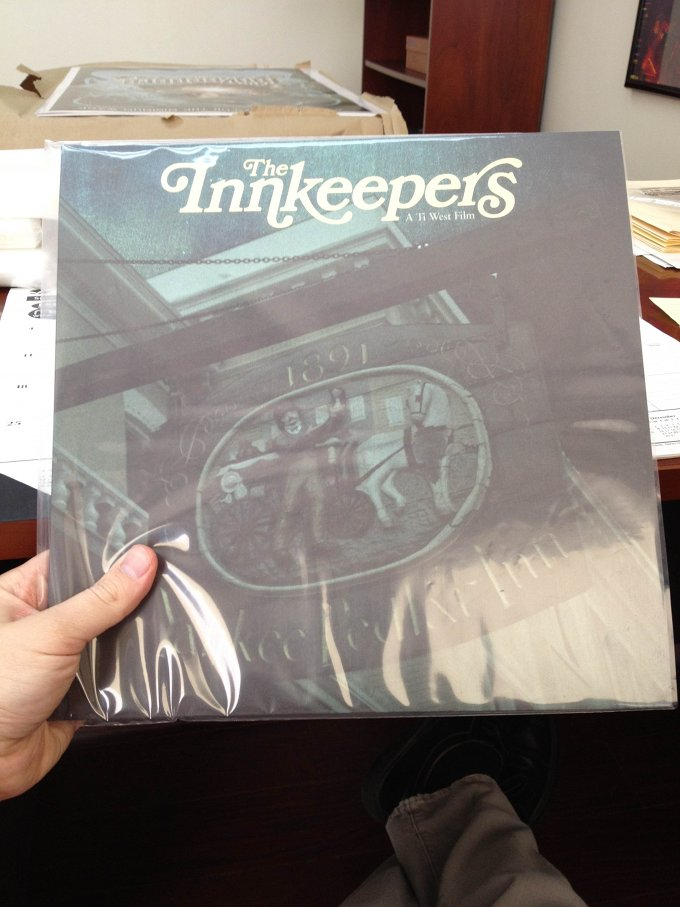The Innkeepers Gatefold BluRay