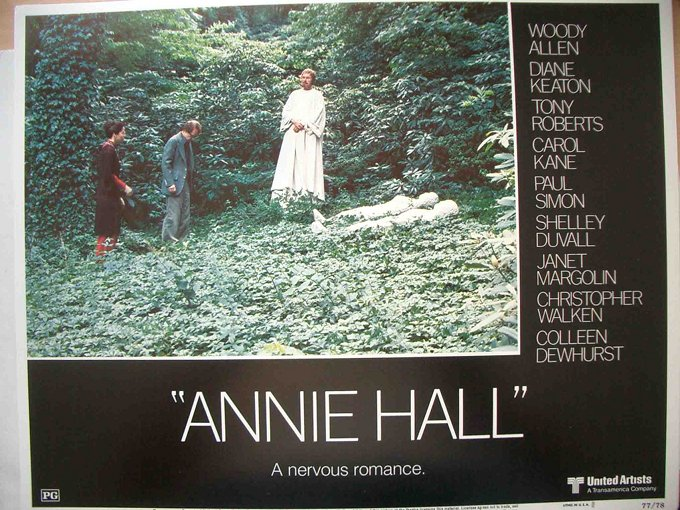 Annie Hall Deleted Scene skip crop
