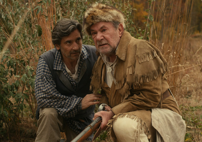 """The Discoverers"" with Griffin Dunne and Stuart Margolin"
