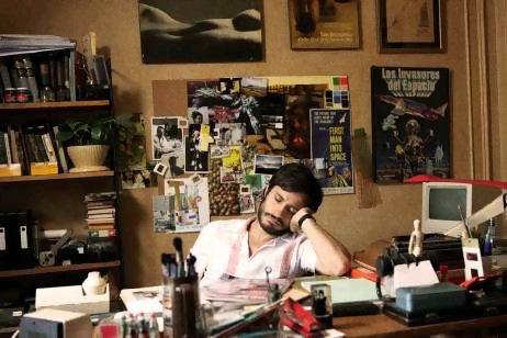 Pablo Larraín's NO, starring Gael Garcia Bernal