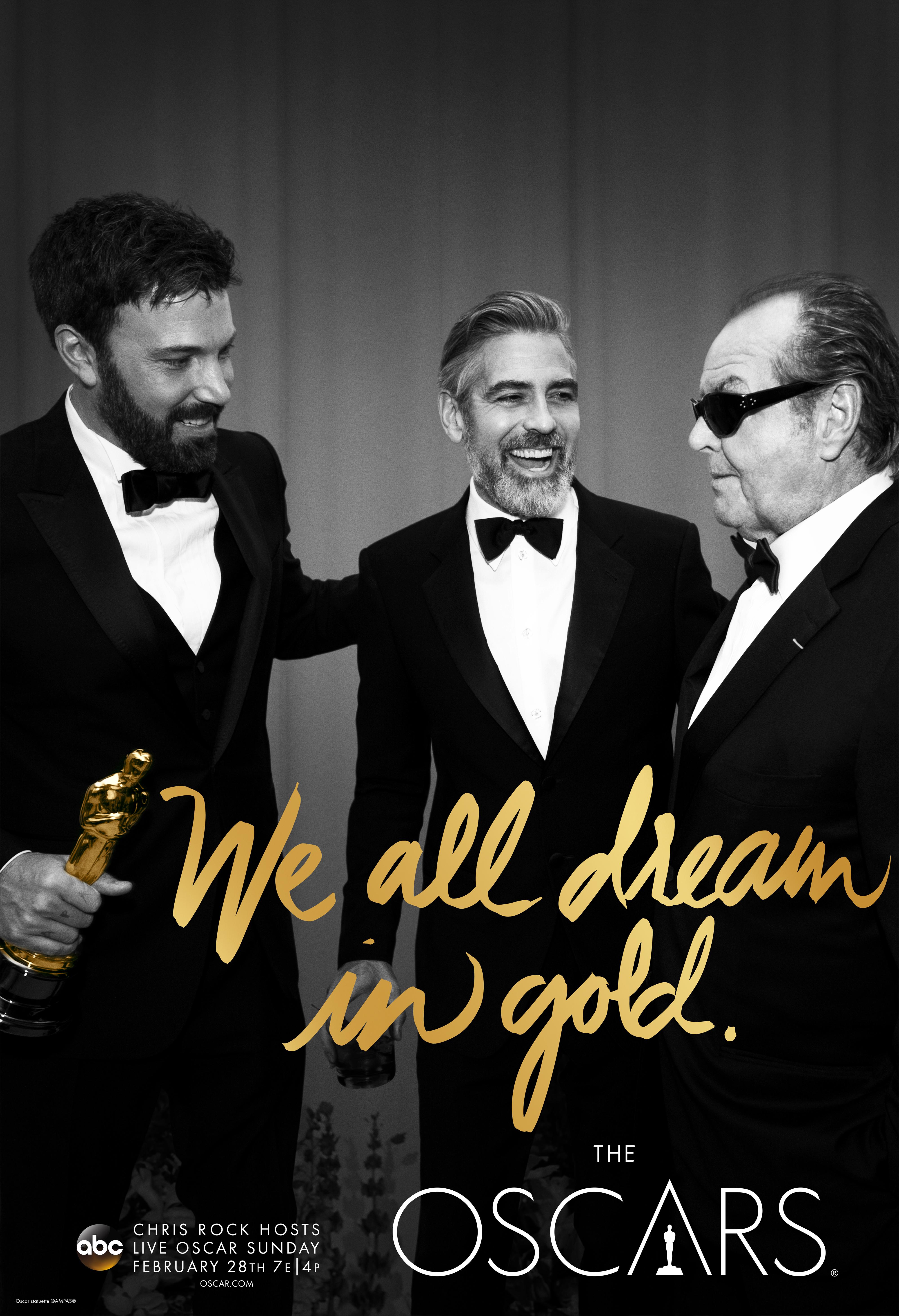 Watch On Oscar Night We All Dream In Gold 88th Academy