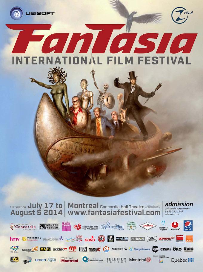 Fantasia Film Festival Poster