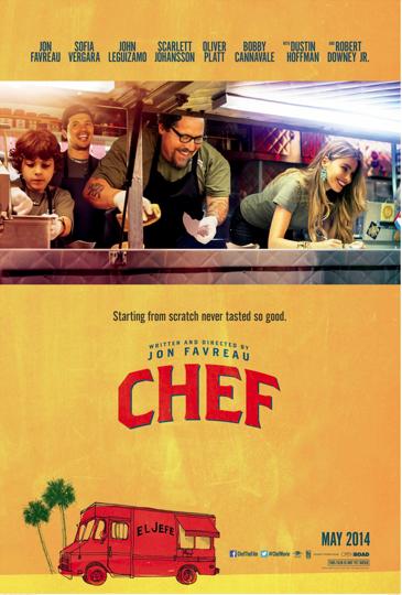 Jon Favreau's 'Chef'
