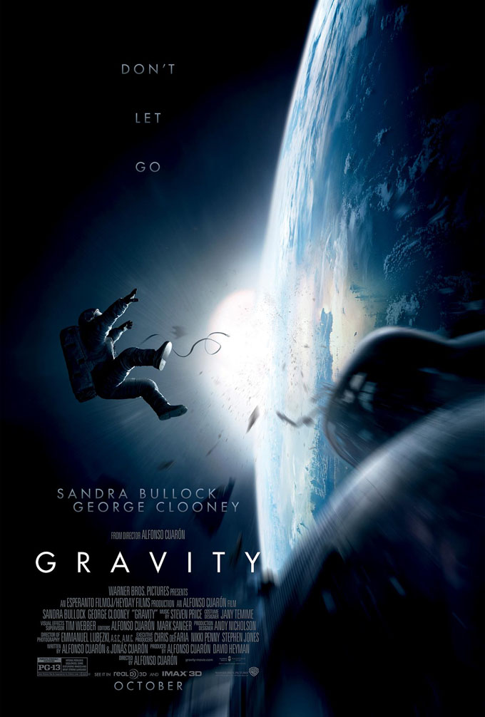 Gravity Poster