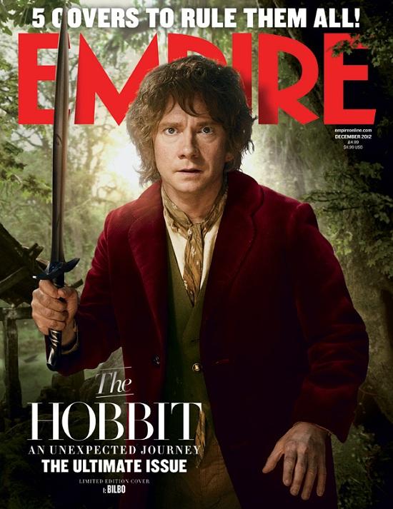 Bilbo character cover Empire