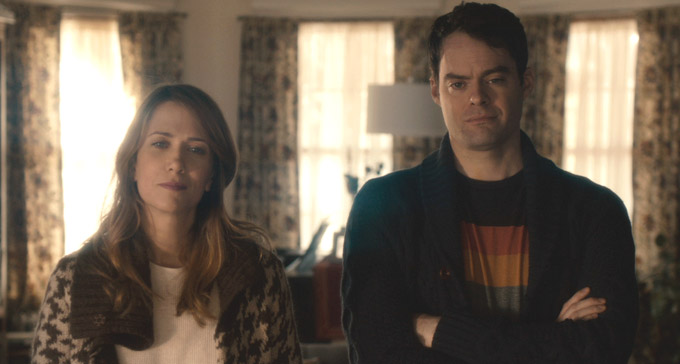 Skeleton Twins, Bill Hader, Kristen Wiig, skip
