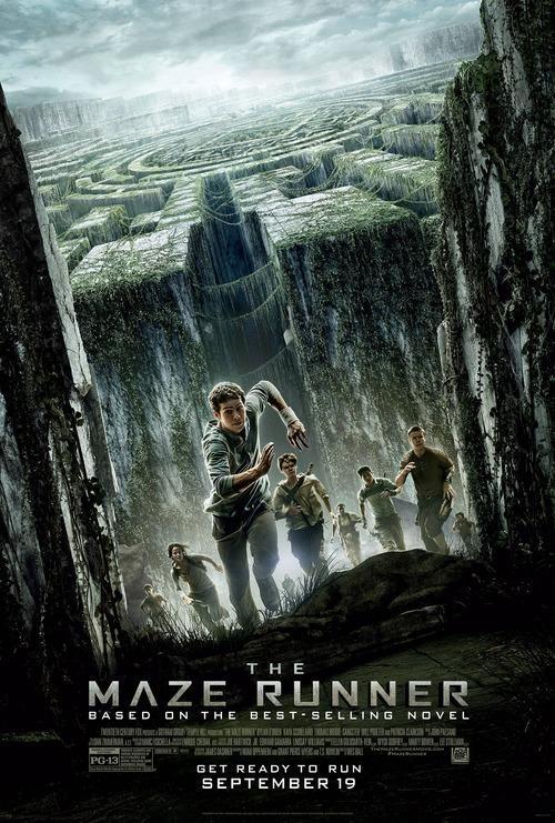 Mazerunner, poster