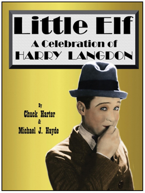 Harry Langdon Book Cover