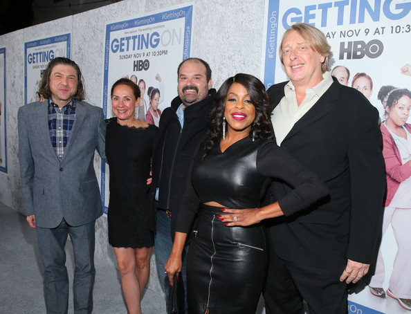 """Getting On"" Creators and Cast"