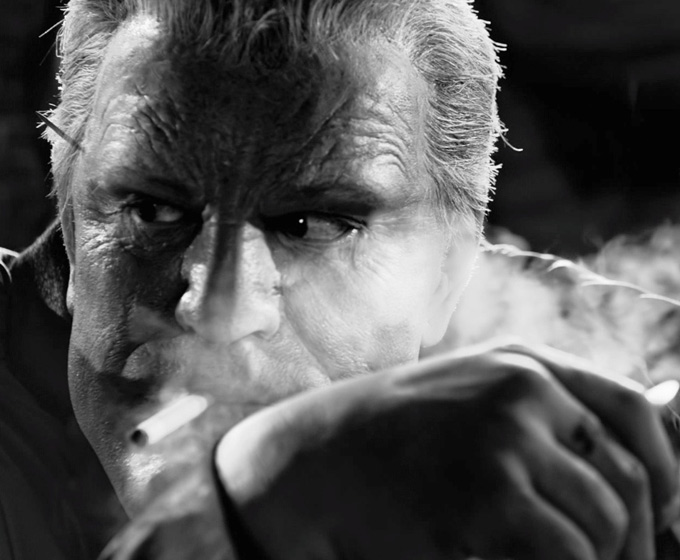 Frank Miller's Sin City: A Dame To Kill For  (skip)