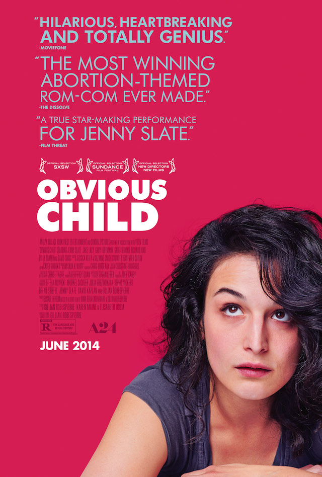 'Obvious Child': Jenny Slate