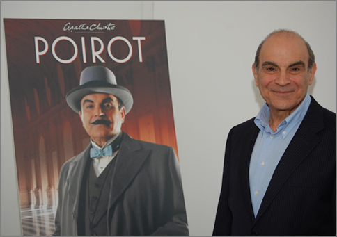 David Suchet at Paley Center Event