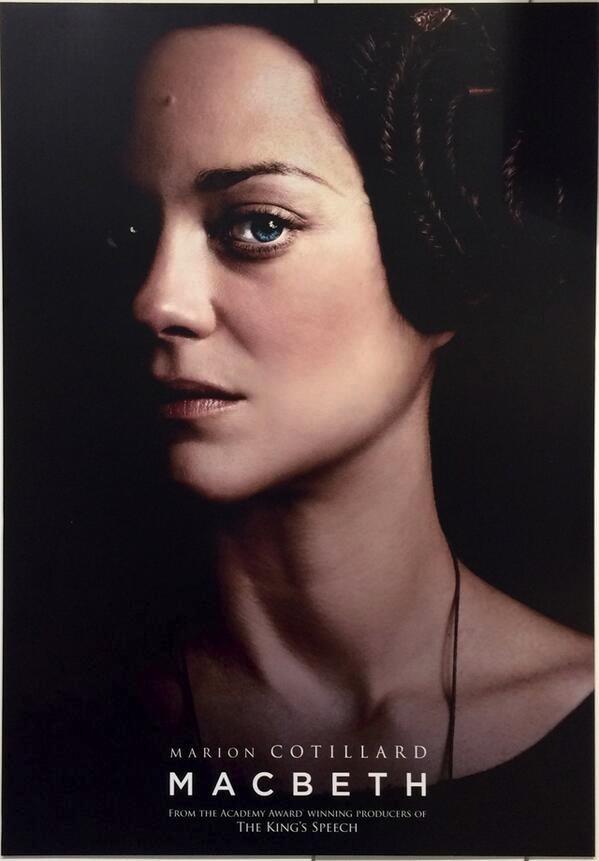 Macbeth, Cotillard