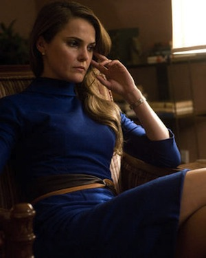 Keri Russell in FX's 'The Americans'