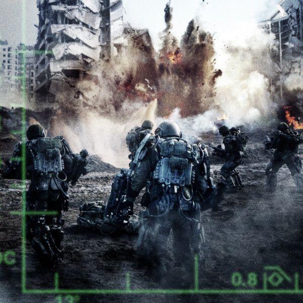 Edge of Tomorrow, viral image