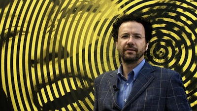 Carlo Chatrian, Locarno's artistic director.