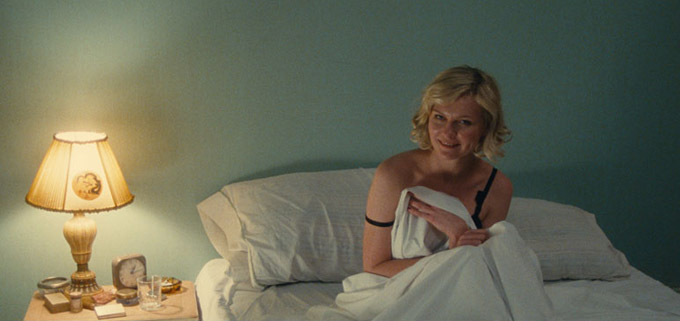 Kirsten Dunst, On The Road skip crop