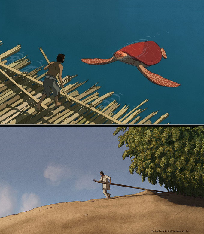 Red Turtle Images