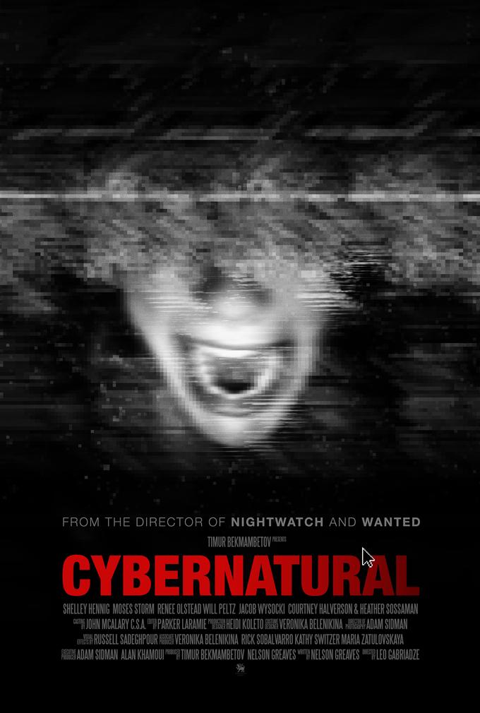 Cybernatural Poster