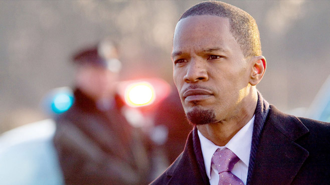 Jamie Foxx in 'Law Abiding Citizen'