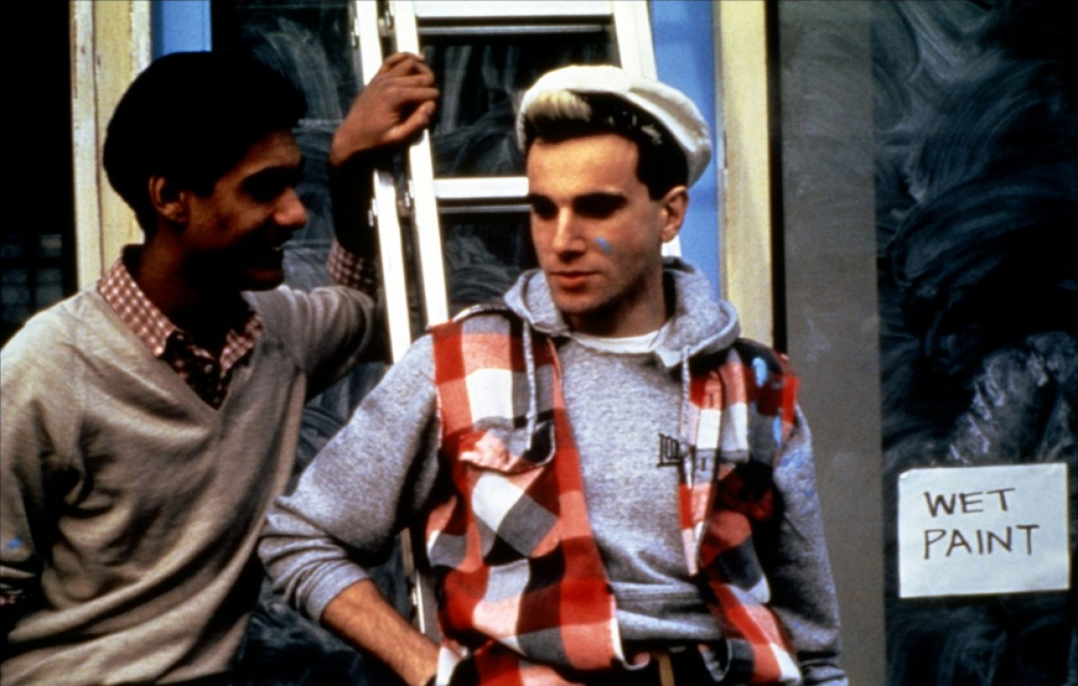 my beautiful launderette omar and jonny's An appreciation of stephen frears' my beautiful laundrette after its  focus to the family of omar  to open their beautiful launderette.