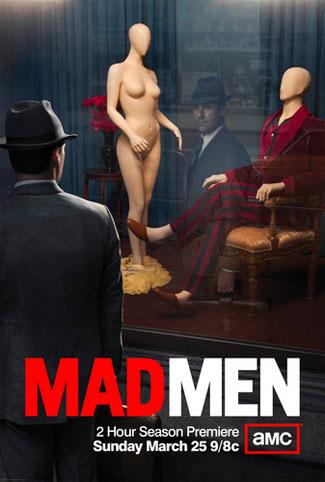 "Key Art: ""Mad Men"" Season Five"