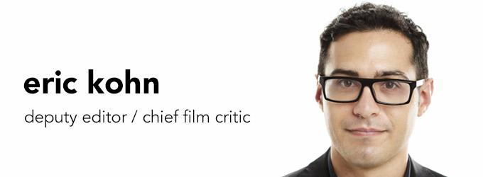 Eric Kohn - Team Page